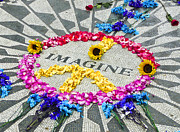 John Lennon Photo Originals - Imagine by Alison Sargent