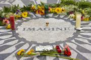 The Beatles  Photos - Imagine by Anthony Sacco