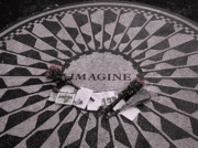 Beatles Photos - Imagine by Kathi Shotwell