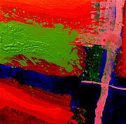 Colourful Prints Art - Imma   Iii by John  Nolan