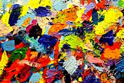 Pollock Paintings - Imma  54 by John  Nolan
