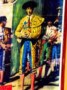 Matador Posters - Immortalized Poster by Olden Mexico