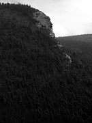 All - Imp Mountain Profile BW V by Frank LaFerriere