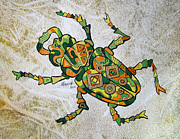 Graphics Paintings - Imperceptible Bug.... by Khromykh Natalia