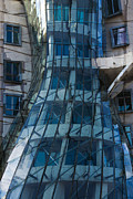 Prague Digital Art - Implosion by Miguel Valvano