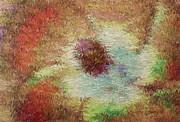 Deborah Benoit - Impressionistic Hibiscus