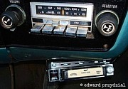 8-track Tape Player Photos - ...in 1978 by Edward Przydzial