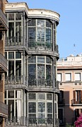 Balcony Originals - In Barcelona by Sophie Vigneault