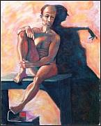 Figurative Work - In Command by Charles Peck