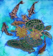 Silk Painting Originals - In Depth by Pat Purdy