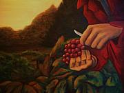 Pruning Paintings - In Late Harvest by Dana Rothrock