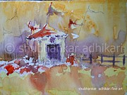 Calcutta Paintings - In search by Shubhankar Adhikari