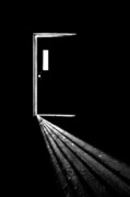Door Photos - In The Light Of Darkness by Evelina Kremsdorf