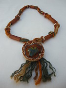 Old Jewelry Originals - In the Name of the Sun II by Diana Corcan