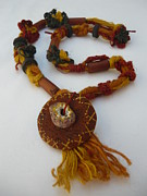 Old Jewelry Originals - In the Name of the Sun III by Diana Corcan