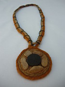 Decorative Jewelry - In the Name of the Sun V by Diana Corcan