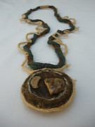 Old Jewelry Originals - In the Name of the Sun VI by Diana Corcan