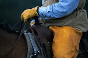 Western Wear Photos - In The Saddle Again by Bob Christopher