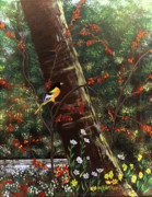 Oriole Originals - In The Trees by Eileen Blair