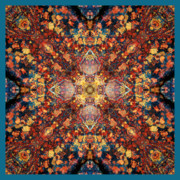 Meditative Framed Prints - Incarnation Framed Print by Bell And Todd
