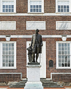 Independence Hall Philadelphia Print by John Greim