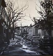 Winter Roads Originals - Independent Street by Susan Kneeland