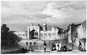 Raj Framed Prints - INDIA: BIJAPUR, c1860 Framed Print by Granger