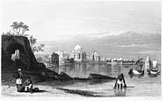 India: Taj Mahal, C1860 Print by Granger