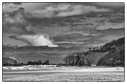 Cannon Beach Prints - Indian Beach Oregon II Print by David Patterson