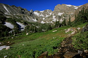 Steve Boice - Indian Peaks Wilderness