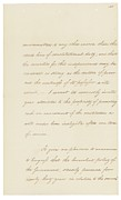 Destiny Prints - Indian Removal Act. Signed Into Law Print by Everett