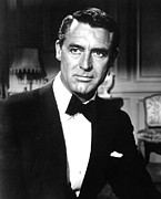 Cary Photo Framed Prints - Indiscreet, Cary Grant, 1958 Framed Print by Everett