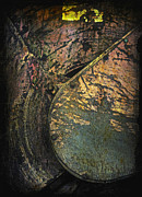 Abstracted Photo Metal Prints - Industrial Devolution Metal Print by Odd Jeppesen