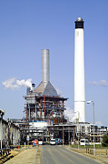 Esso Photos - Industrial Power Station by Paul Rapson