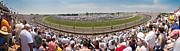 Laps Prints - Indy 500  Race Day Print by Semmick Photo