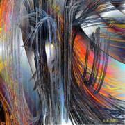 Science Fiction Digital Art Originals - Infatuation by Michael Durst