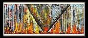 Robert Anderson Metal Prints - Inferno 2 Metal Print by Robert Anderson