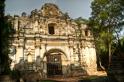 Church Ruins Photos - Inglesia San Jose De Viejo 10 by Douglas Barnett