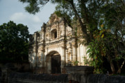 Church Ruins Photos - Inglesia San Jose De Viejo 5 by Douglas Barnett