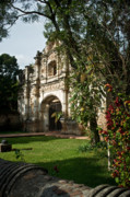 Church Ruins Photos - Inglesia San Jose De Viejo 8 by Douglas Barnett