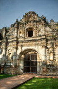 Church Ruins Photos - Inglesia San Jose De Viejo 9 by Douglas Barnett