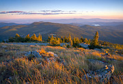 Mt Spokane Prints - Inland Empire View Print by Idaho Scenic Images Linda Lantzy