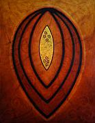 Sacred Artwork Originals - Inner Sanctum I by Glen Rogers