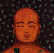 Tibetan Buddhism Prints - Inner Visions Print by Gloria Rothrock
