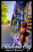 Oklahoma City Bombing Posters - Innocence Lost Poster by Ricky Barnard