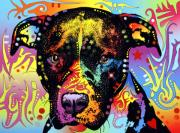 Pitbull Art - Innocence Pit by Dean Russo