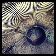 Abstract Art - Inside A Rocket Motor. #nasa #space by Adam Romanowicz