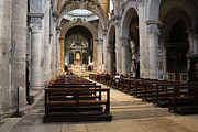 Inside Originals - Inside Beautiful Church in Rome by Munir Alawi