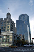 Bank Of America Photos - Inside Tampa by Amanda Vouglas