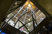 Prague Photos - Inside the Clock Tower - Prague by Jon Berghoff